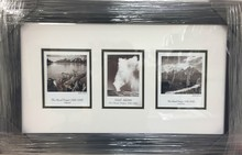 The Mural Project Trilogy - Ansel Adams Framed Prints 12x20